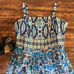 Fit & Flare Vintage Inspired Dress